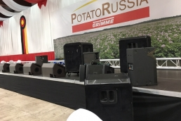 Potato Russia 2018